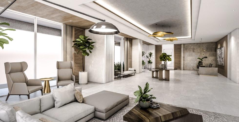 Parkford Suites Legazpi - Main Lobby