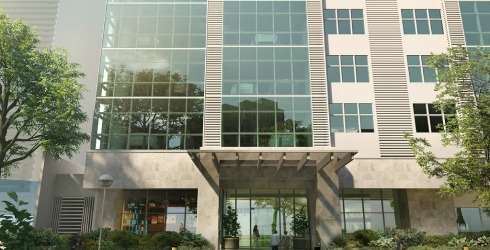 Parkford Suites Legazpi - Main Entrance