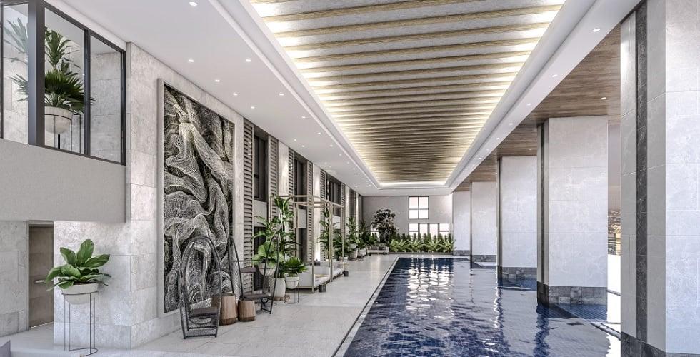 Parkford Suites Legazpi - Swimming Pool