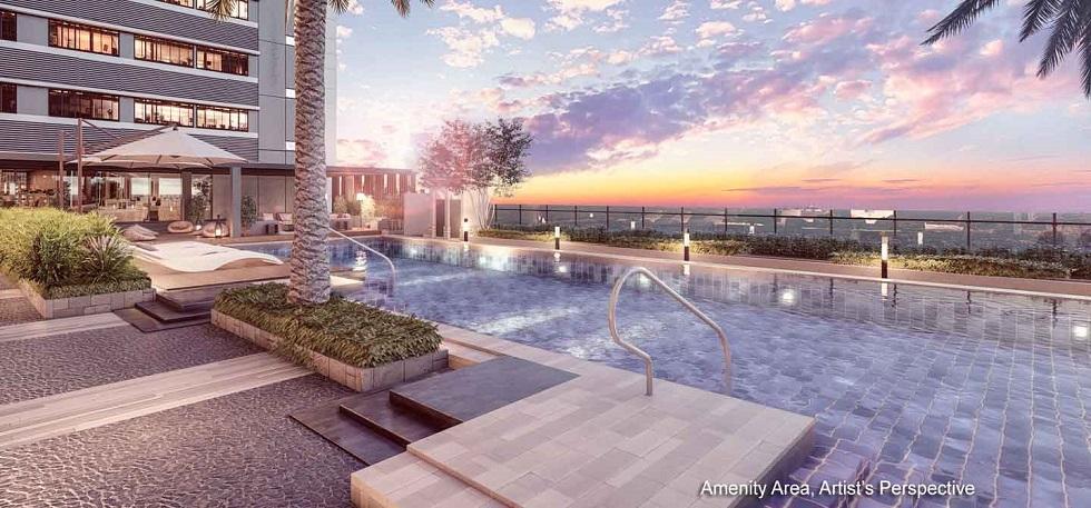 Gem Residences - Pool Deck