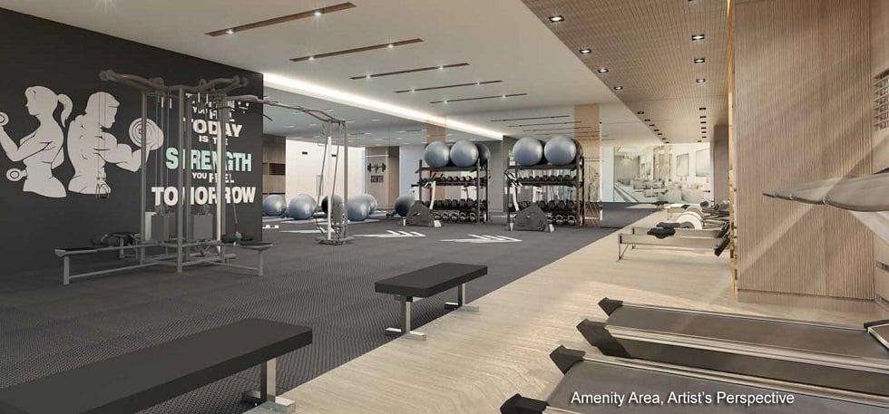 Gem Residences - Fitness Gym