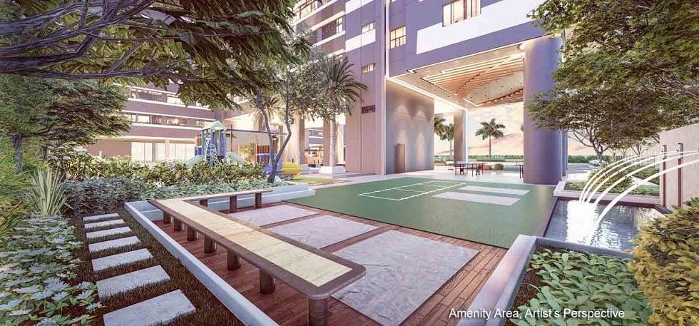 Gem Residences - Landscaped Area