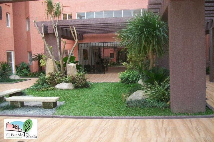 El Pueblo Condormitel - Organic Landscaping