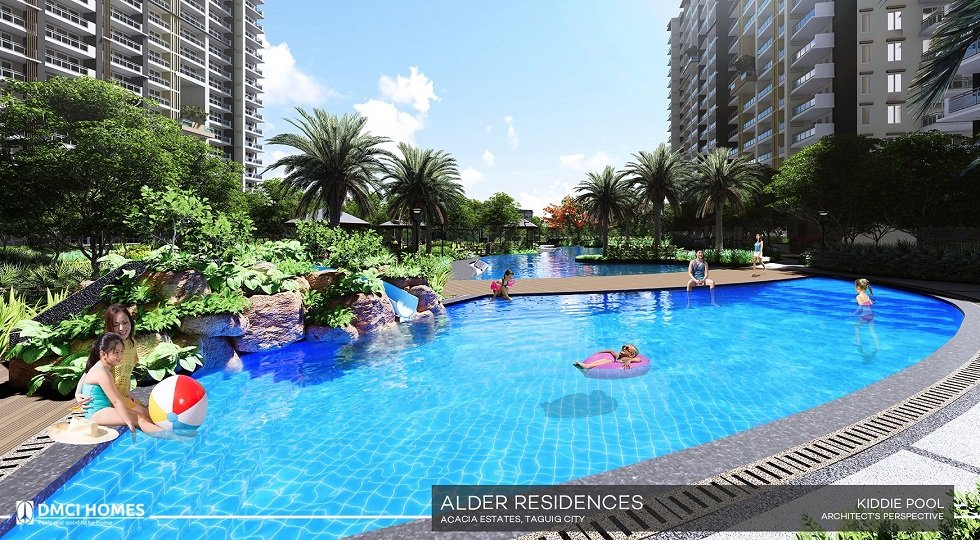 Alder Residences - Kiddie Pool
