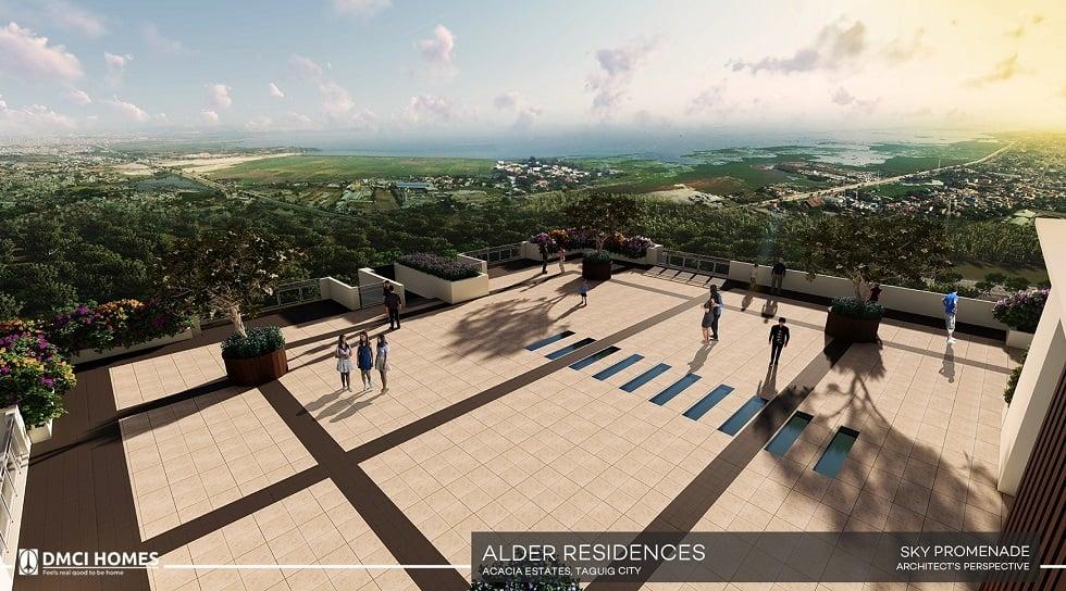 Alder Residences - Sky Promenade
