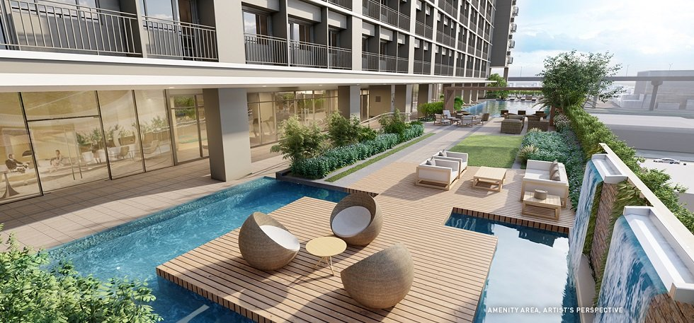 Mint Residences - Amenity View