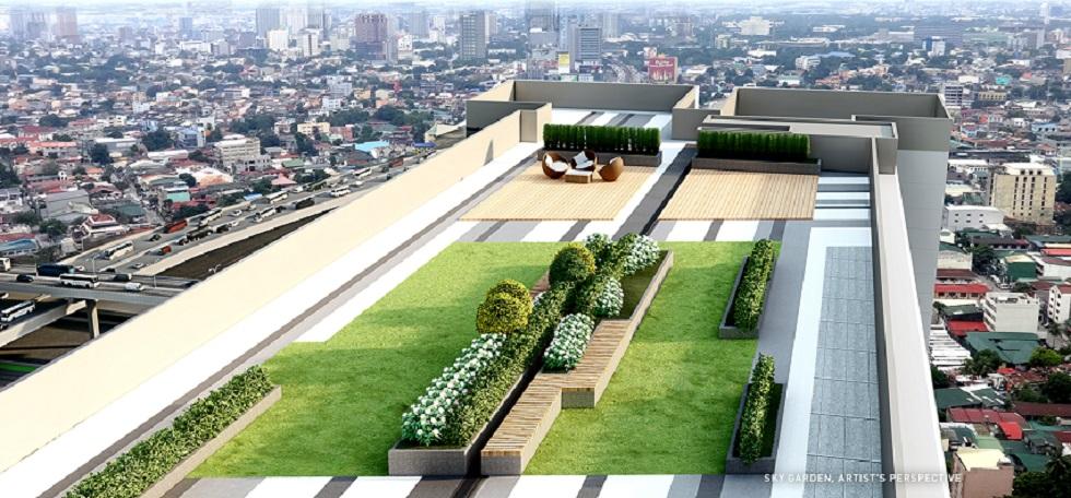 Mint Residences - Sky Garden