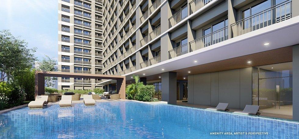 Mint Residences - Swimming Pool