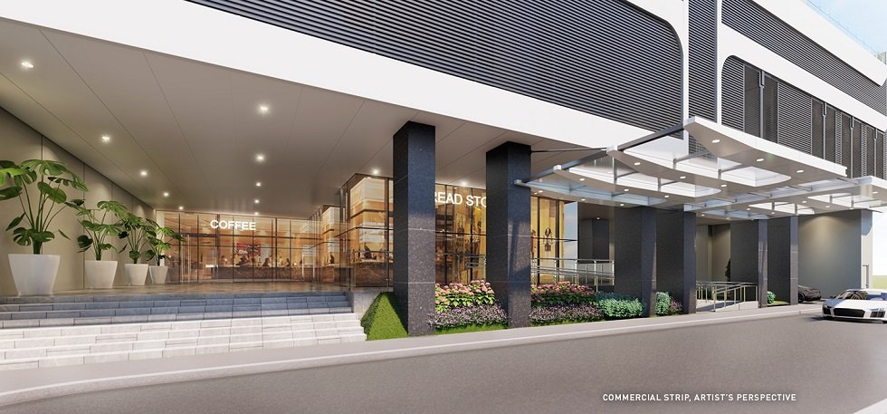 Mint Residences - Commercial Area