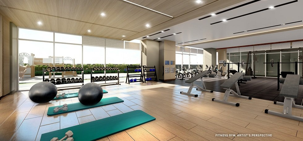 Mint Residences - Fitness Gym