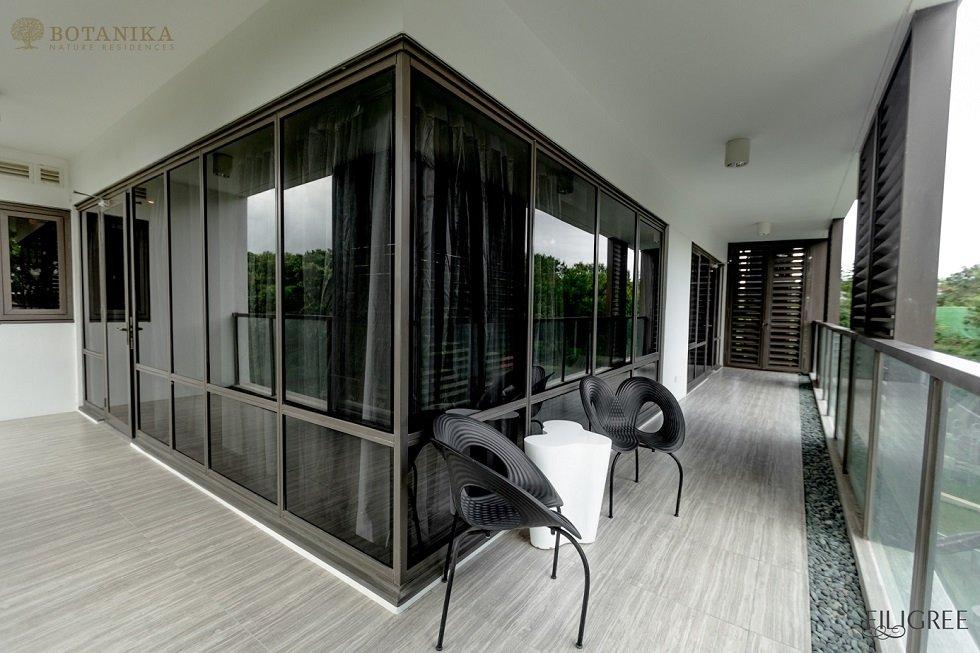 Botanika Nature Residences - Balcony Area