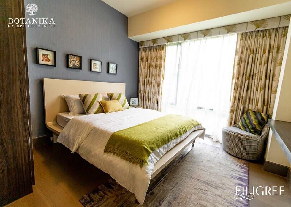Botanika Nature Residences - 3 BR Bedroom