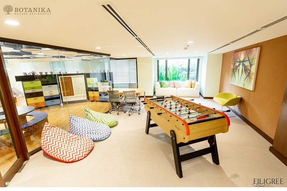 Botanika Nature Residences - Game Room