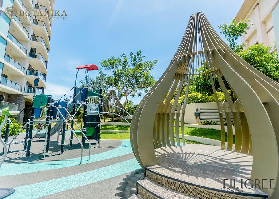 Botanika Nature Residences - Play Area