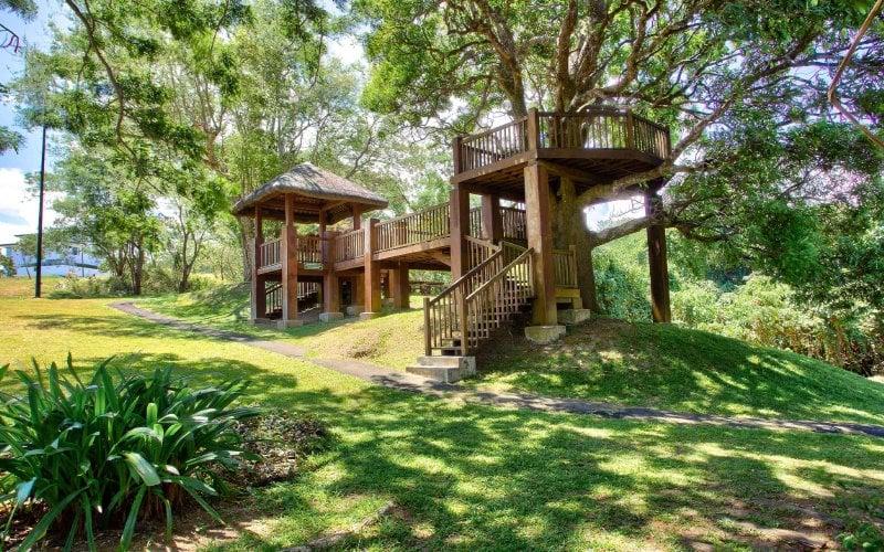 Ayala Greenfield Estates - Nature Park