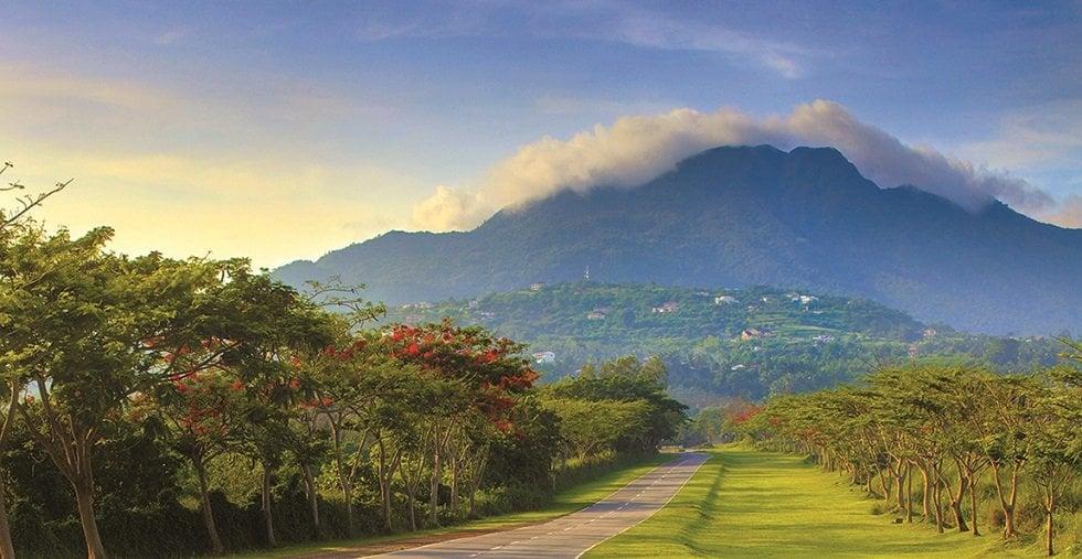Ayala Greenfield Estates - Overlooking View