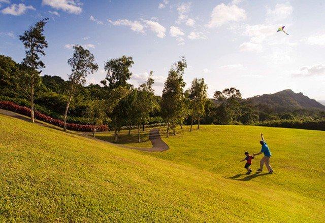 Ayala Greenfield Estates - Playfield