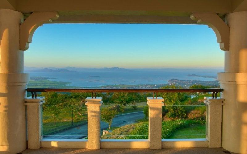 Ayala Greenfield Estates - View Pavilion