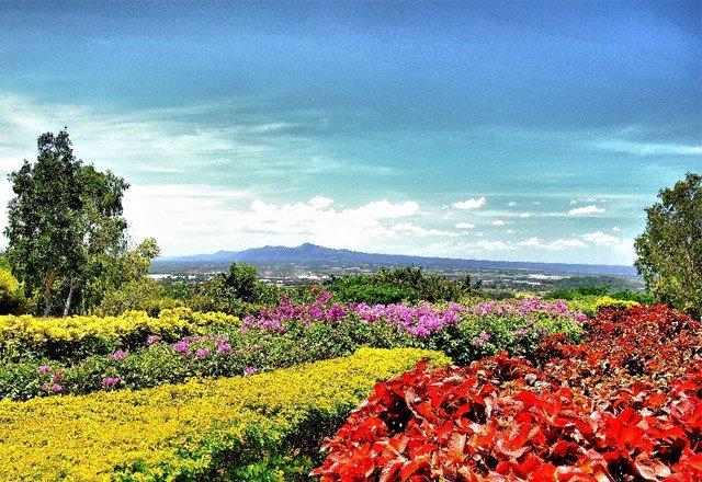 Ayala Greenfield Estates - View of Tagaytay Ridge
