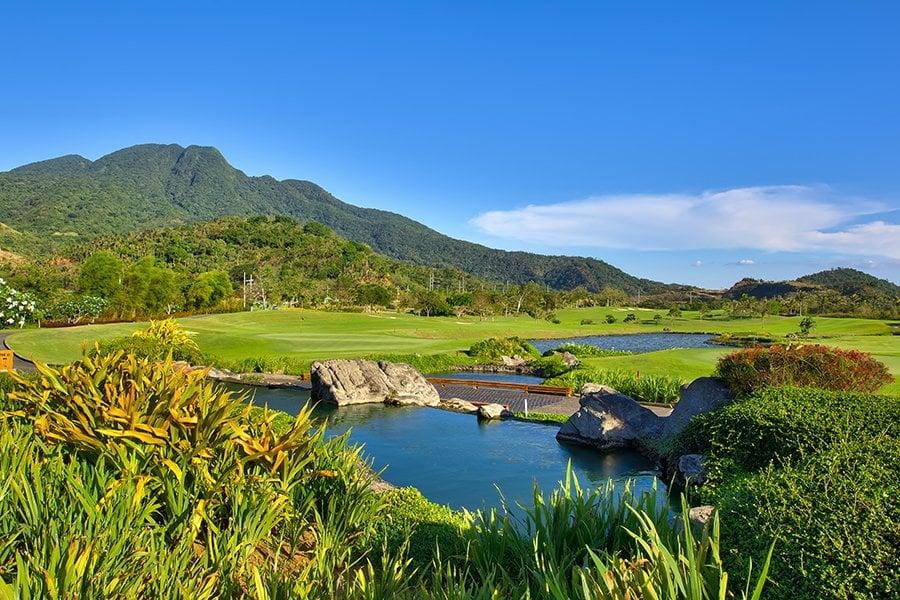 Ayala Greenfield Estates - Golf Course