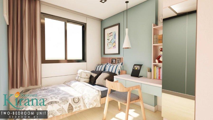 Kirana - 2 BR - Bedroom