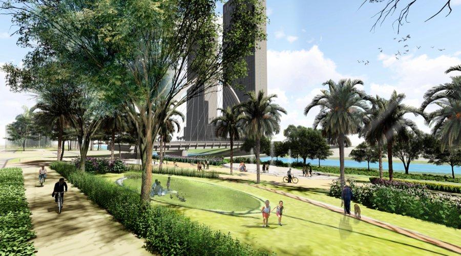 Parklinks North Tower - River Park Terraces