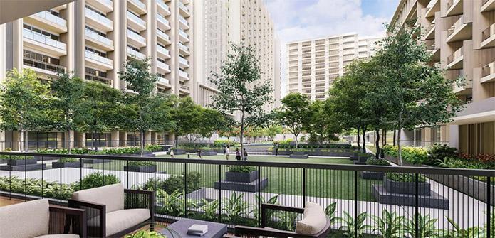 Gardencourt Residences - Garden Lobbies