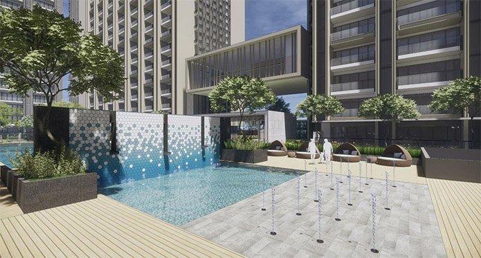 Gardencourt Residences - Kids Pool