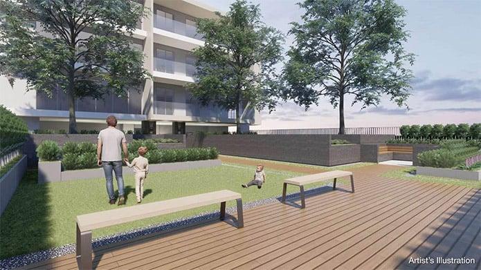 Gardencourt Residences - Garden Pavilion