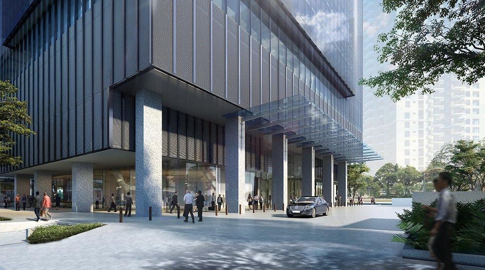 One Vertis Plaza - The Concourse