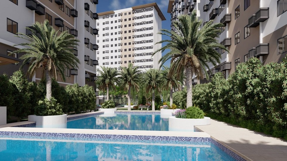 Camella Manors Caloocan - Swimming Pool