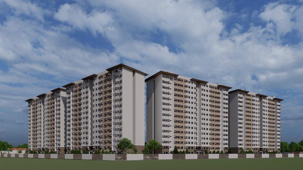 Camella Manors Caloocan - Building Facade