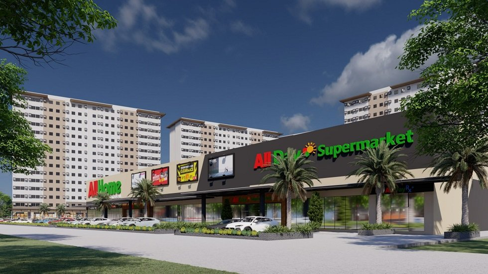 Camella Manors Caloocan - Commercial Area