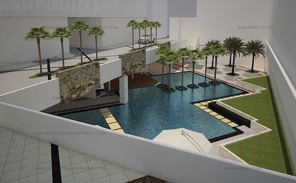 Sunshine 100 City Plaza Pioneer - Swimming Pool