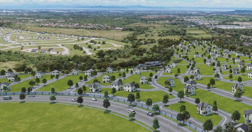 Averdeen Estates Nuvali - Aerial View