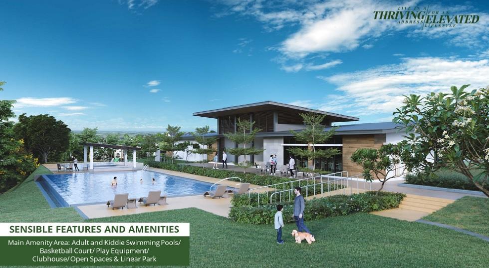 Averdeen Estates Nuvali - Swimming Pool