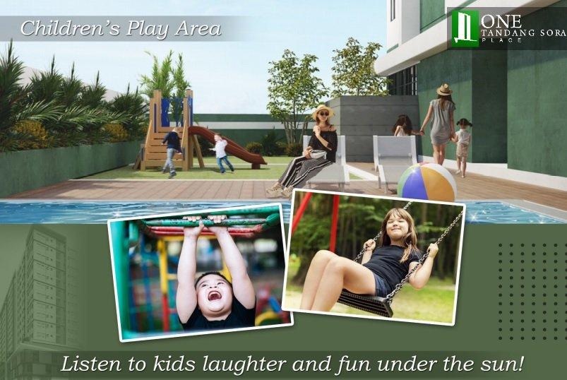One Tandang Sora Place - Kids Play Area