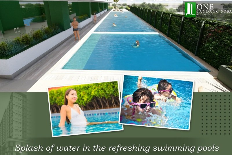 One Tandang Sora Place - Swimming Pool