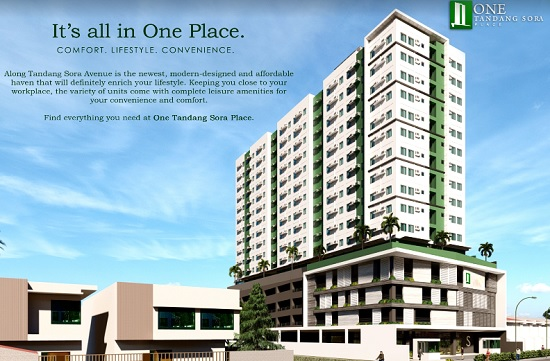 One Tandang Sora Place - One Tandang Sora Place
