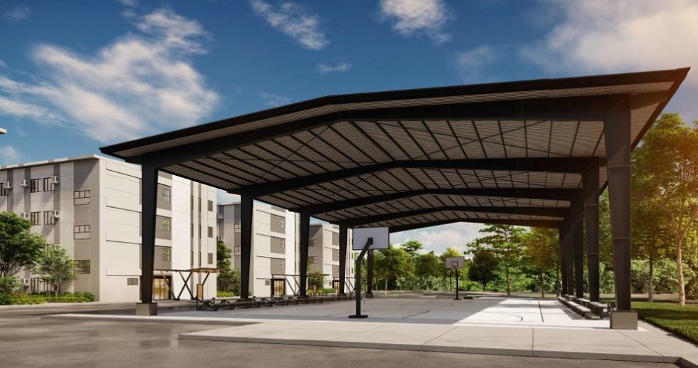 Joy Residences - Basketball Court