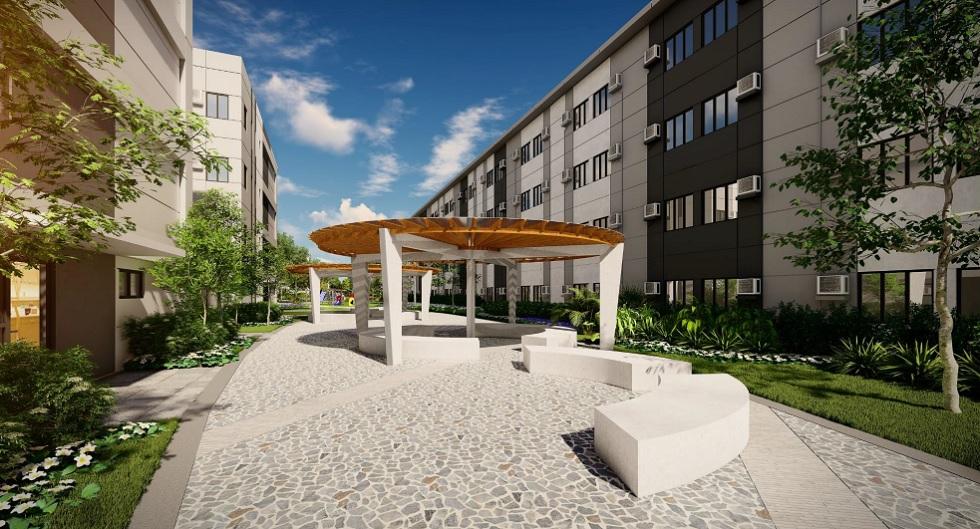 Joy Residences - Gazebo