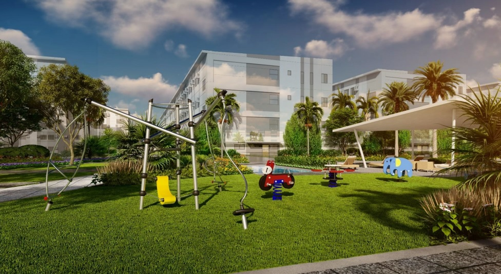 Joy Residences - Kids Play Area