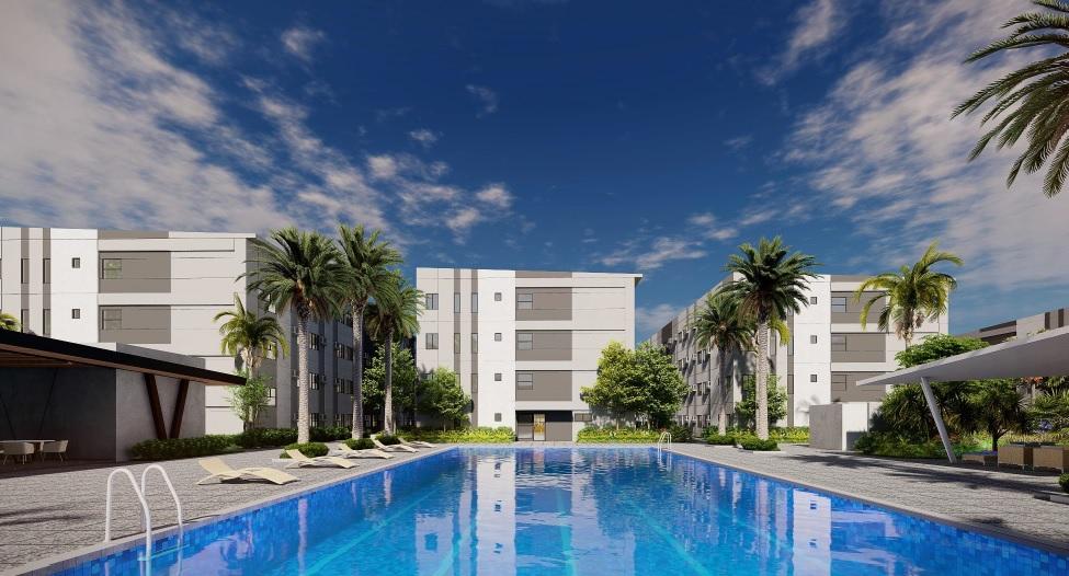 Joy Residences - Swimming Pool