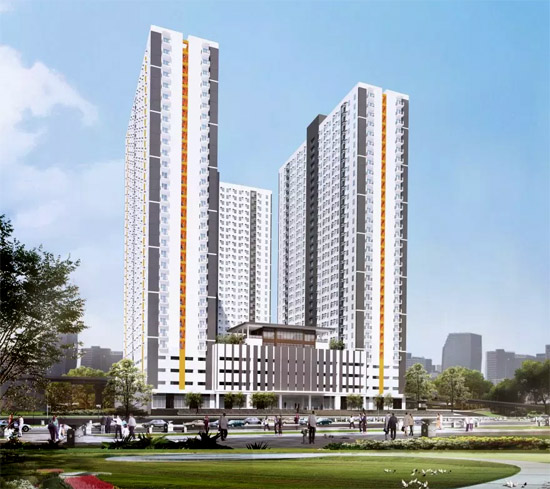 Avida Towers Makati Southpoint