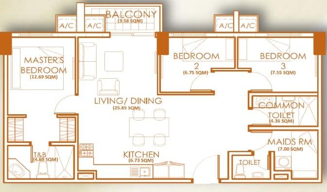 Mercedes Residences