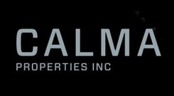 Calma Properties Properties
