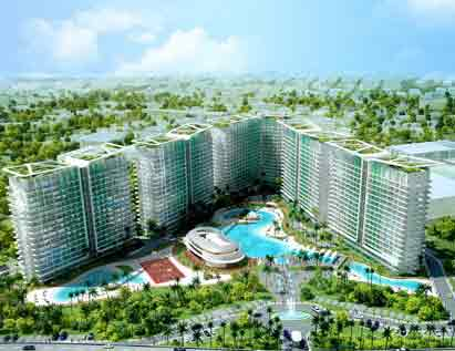 Azure Urban Resort Residences