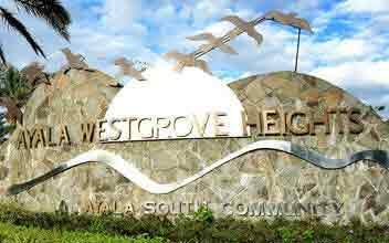 Ayala Westgrove Heights - Ayala Westgrove Heights