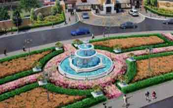 The Fountain Grove