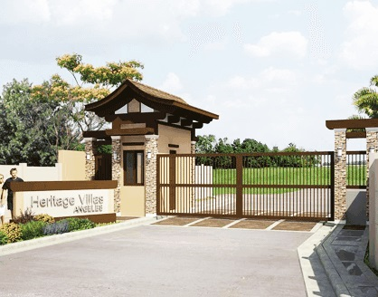 Heritage Villa Angeles